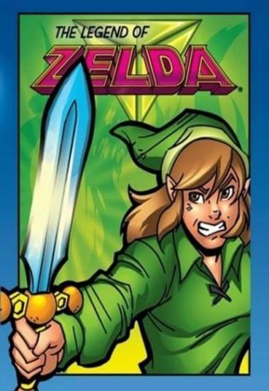 The Legend of Zelda 1989