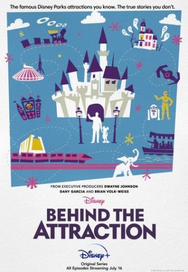 Behind the Attraction 2021