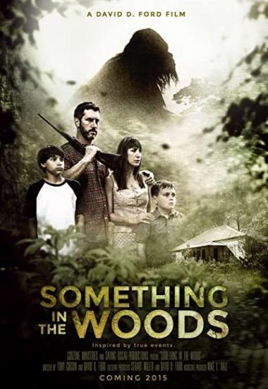 Something in the Woods 2015