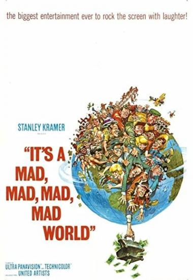 It's a Mad Mad Mad Mad World 1963