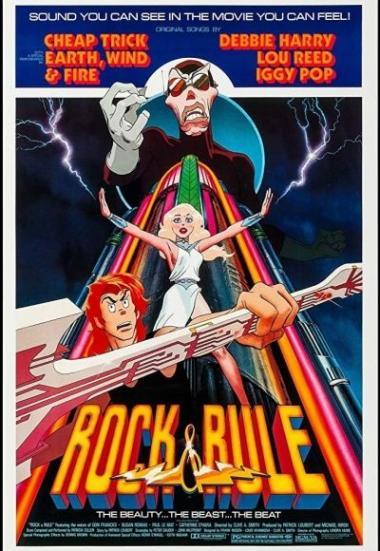 Rock & Rule 1983