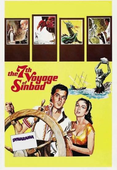 The 7th Voyage Of Sinbad 1958