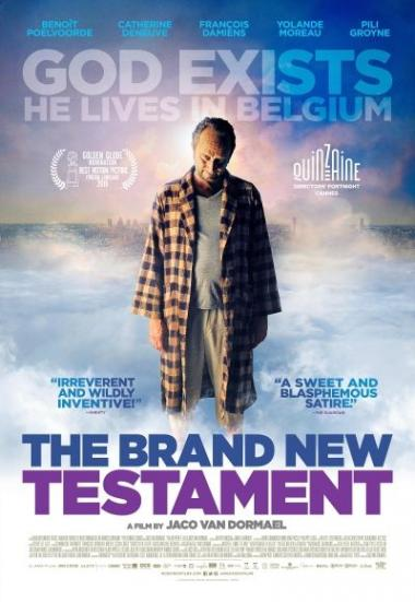 The Brand New Testament 2015