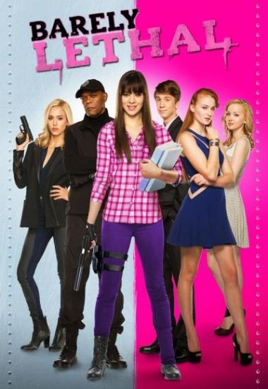 Barely Lethal 2015