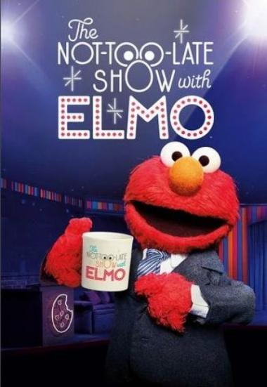 The Not Too Late Show with Elmo 2020