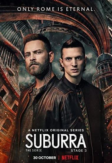 Suburra: Blood on Rome 2017