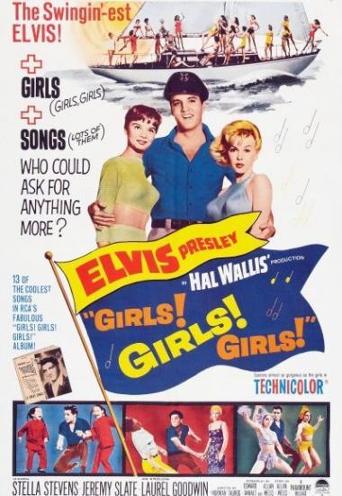 Girls! Girls! Girls! 1962