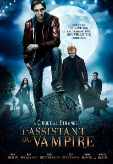 Cirque du Freak: The Vampire's Assistant 2009