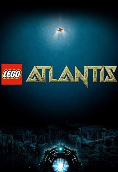 Lego Atlantis 2010