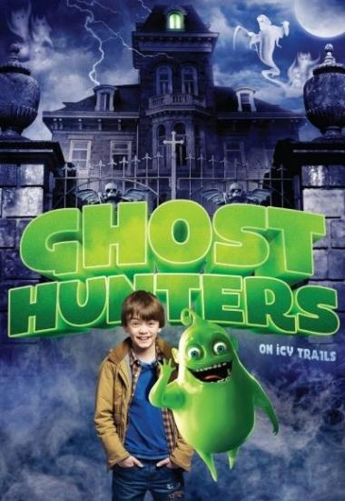 Ghosthunters On Icy Trails 2015