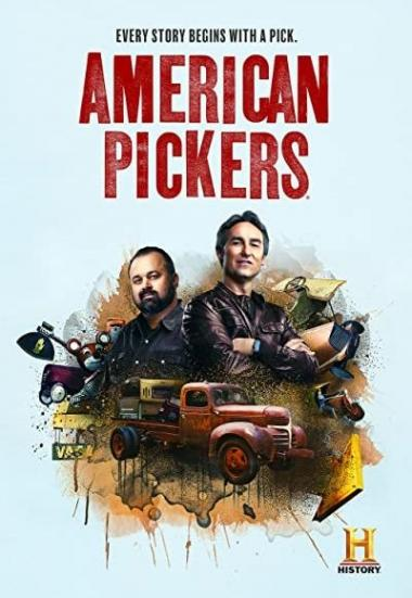 American Pickers 2010
