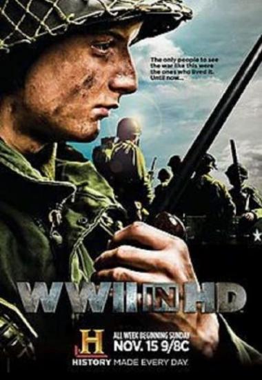 WWII in HD 2009
