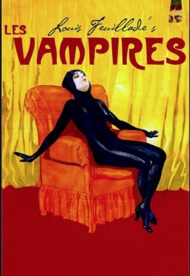 Les vampires 1915