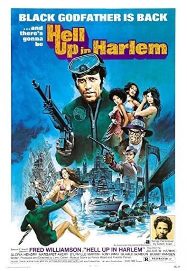 Hell Up in Harlem 1973