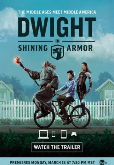 Dwight in Shining Armor 2019