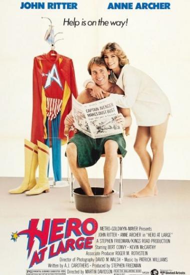 Hero at Large 1980