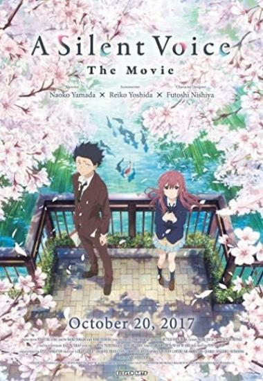 A Silent Voice: The Movie 2016