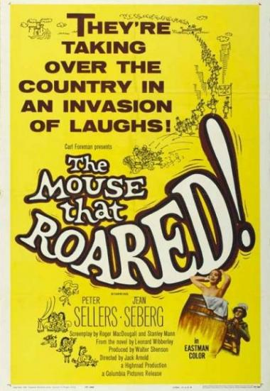 The Mouse That Roared 1959