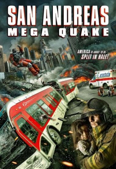 San Andreas Mega Quake 2019