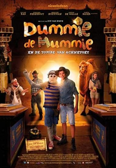 Dummie the Mummy and the Tomb of Achnetut 2017