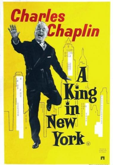 A King in New York 1957