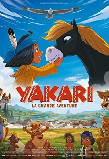 Yakari, a Spectacular Journey 2020