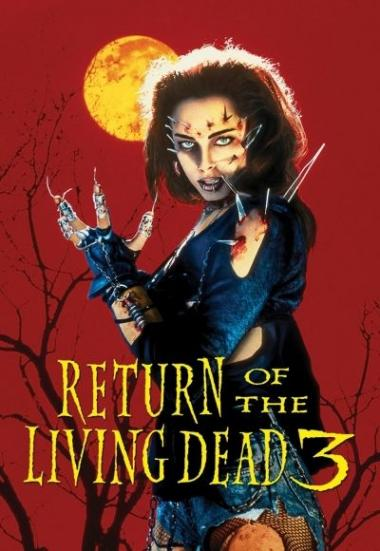 Return of the Living Dead III 1993
