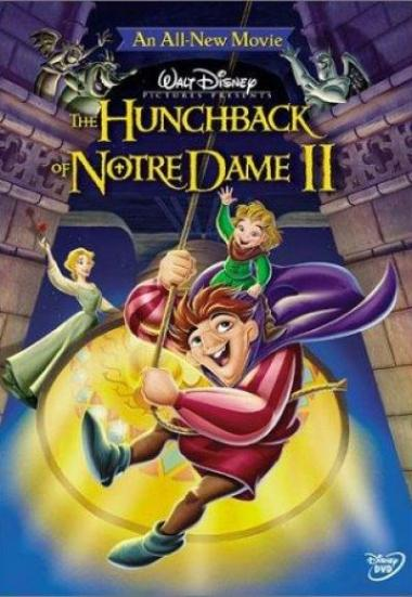 The Hunchback of Notre Dame 2: The Secret of the Bell 2002