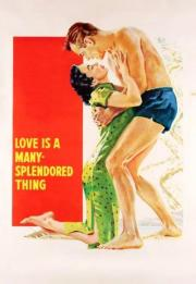Love Is a Many-Splendored Thing 1955