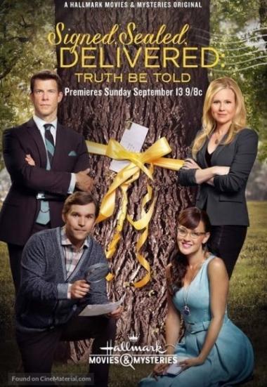 Signed, Sealed, Delivered: Truth Be Told 2015