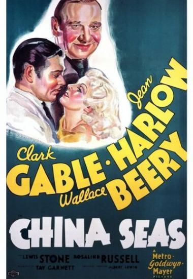 China Seas 1935