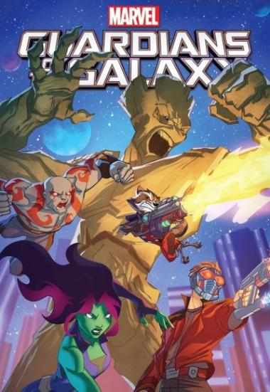 Guardians of the Galaxy 2015