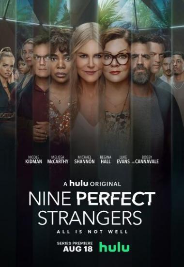 Nine Perfect Strangers 2021