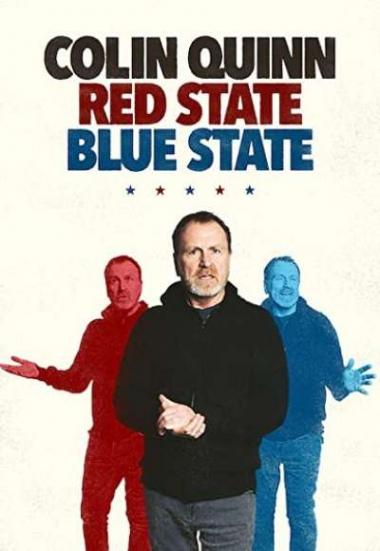 Colin Quinn: Red State Blue State 2019