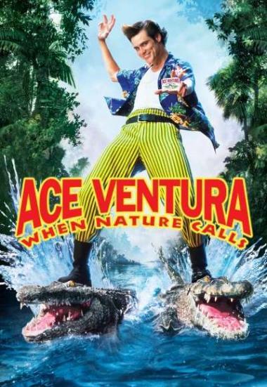 Ace Ventura: When Nature Calls 1995