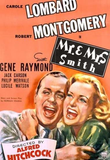 Mr. & Mrs. Smith 1941