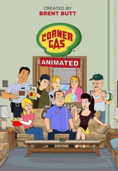 Corner Gas Animated 2018