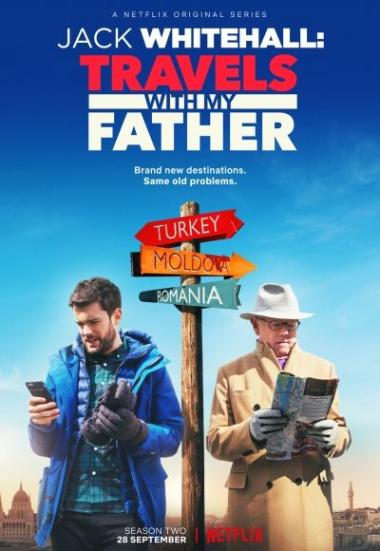 Jack Whitehall: Travels with My Father 2017