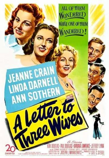 A Letter to Three Wives 1949