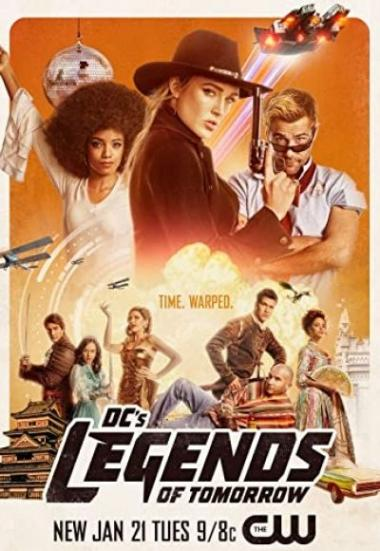 DC's Legends of Tomorrow 2016