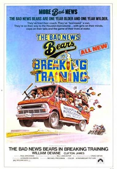 The Bad News Bears in Breaking Training 1977