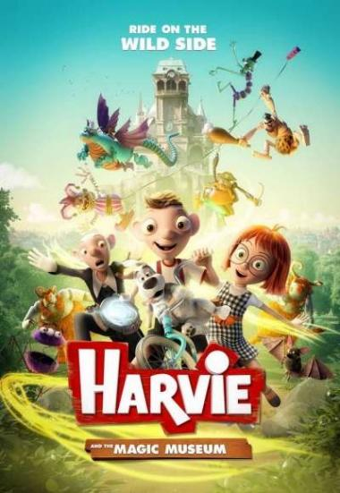 Harvie and the Magic Museum 2017