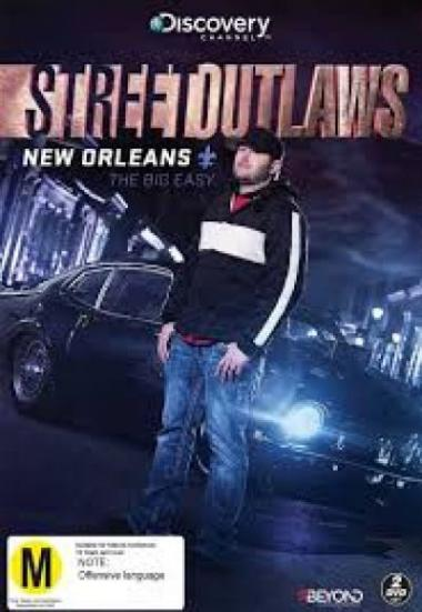 Street Outlaws: New Orleans 2016