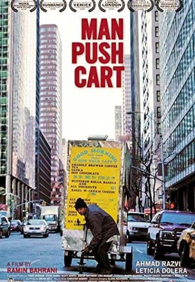 Man Push Cart 2005