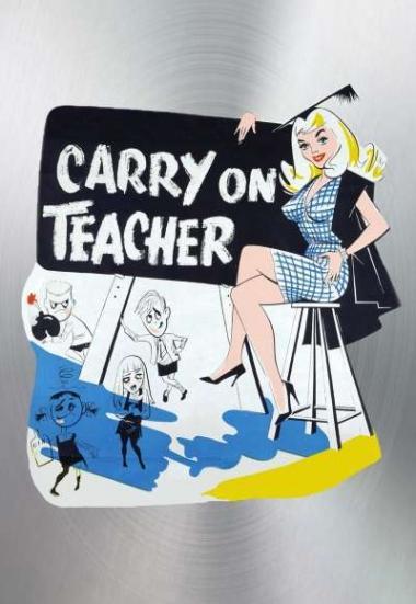 Carry On Teacher 1959