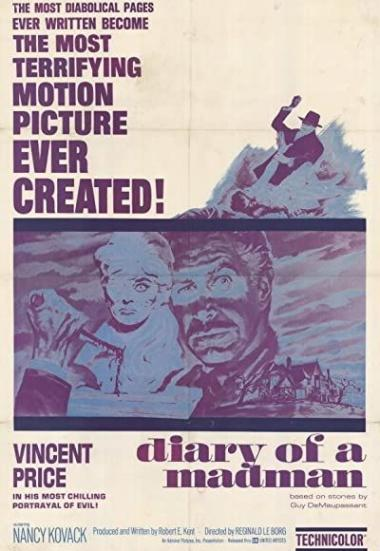 Diary of a Madman 1963