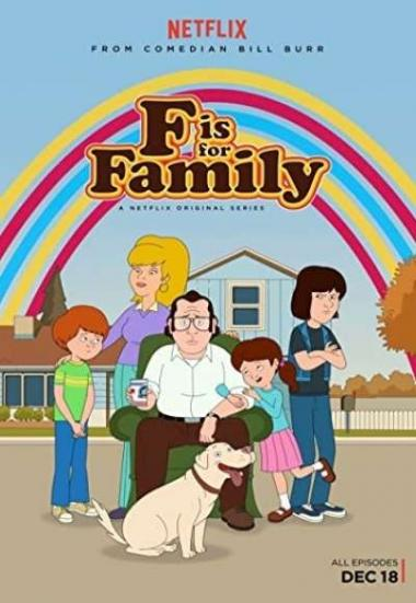 F Is for Family 2015