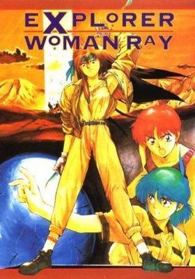 EXPLORER-WOMAN RAY