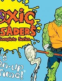 Toxic Crusaders 1991