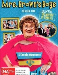 """Mrs. Brown's Boys: The Original Series"" Mrs Brown's Boys 2002"